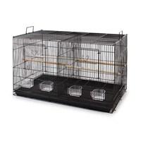 Qh Pet Cage Qh Çifthane Üretim Kafesi Karışık Renkli (77 X 46 X 46)