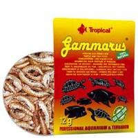 Tropical Gammarus Kaplumbağa Yemi 12 Gram