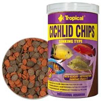 Tropical 60924 Cichlid Chips 250 Ml