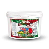 Art Akua Premium Mix Anaç Duo 3000 Gr.(1,7Mm) Etçil Ve Otçul Karışık Akvaryum İçin.