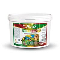 Art Akua Premium Mix Büyütme Trio 3000 Gr.(800-1200M) Etçil Ve Otçul Karışık Akvaryum İçin.