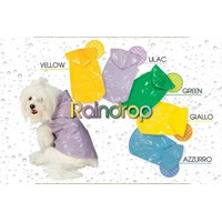 Köpek Yağmurluk (Raindrop) 25 Cm