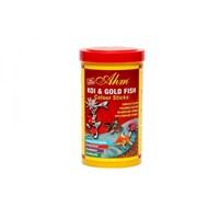 Balık Yemi Koi Goldfish Colour Sticks 1000 Ml