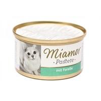 Miamor Pastete Kedi Alabalıklı Konserve 85 Gr