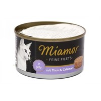 Miamor Ff Kedi Ton Balık-Kalamar Konserve 100 Gr