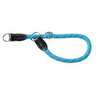 Hunter Freestyle Reflect Boğma Eğitim Tasması 12 Mm X 60 Cm Mavi