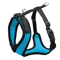 Hunter Vario Rapid Light Flex Köpek Göğüs Tasması 35-42 Cm Mavi