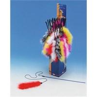 Nobby Peluş Oyuncaklı Kedi Oltası 90 Cm