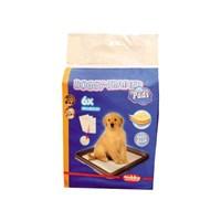 Nobby Köpek Çiş Eğitim Pedi 6'Lı Paket 62,5 X 48 Cm