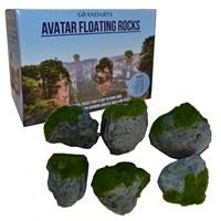 Grandarts Yüzen Avatar Kayası Görünümlü Dekor 6 Parça