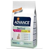 Advance Kısırlaştırılmış Tavuklu Ve Hindili Yaşlı Kedi Maması 1.5 Kg