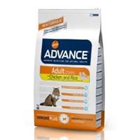 Advance Tavuklu Ve Pirinçli Yetişkin Kuru Kedi Maması 1.5 Kg