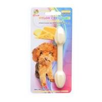 Percell Plastik Peynir Aromalı Köpek Kemiği 11 Cm