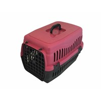 Pet Style Küçük Irk Köpek Ve Kedi Taşıma Çantası Bordo 50 Cm