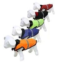 Pet Style Reflektörlü Anorak Kırmızı Köpek Kıyafeti No:1