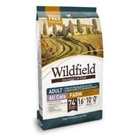 Wildfield Çitflik Tavuklu,Ördekli Ve Yumurtalı Yetişkin Kedi Maması 400 Gr