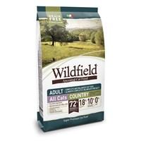 Wildfield Köy Domuz Etli,Tavşanlı Ve Yumurtalı Yetişkin Kedi Maması 400 Gr