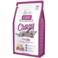 Brit Care Tavuklu ve Pirinçli Yavru Kedi Maması 2Kg (Crazy I´m Kitten)
