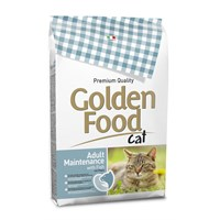 Golden Food Cat Adult Maintenance With Fish 12,5 Kg (Balıklı Yetişkin Kedi Maması)