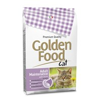 Golden Food Cat Adult Maintenance With Duck 12,5 Kg (Ördekli Yetişkin Kedi Maması)