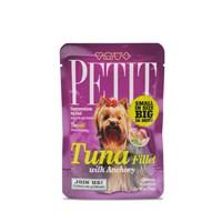 Petit Pouches Ton Balıklı Köpek Yaş Maması 80 Gr