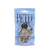 Petit Healthy Snack Küçük Irkların Diş Ve Diş Eti Sağlığı İçin Fonksiyonel Köpek Ödülü 50 Gr