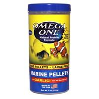 Omega One Garlic Marine Large Pellets 1Lt / 567Gr.