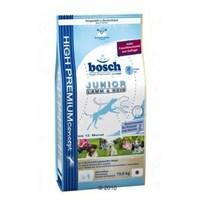Bosch Kuzu Etli Pirinçli Yavru Köpek Maması - 3Kg