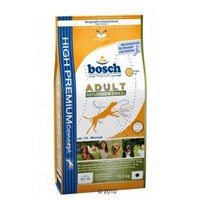Bosch Kümes Hayvanlı Yetişkin Köpek Maması - 3Kg