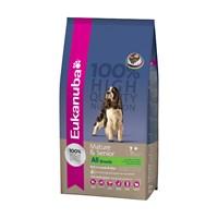 Eukanuba Kuzulu Pirinçli Yaşlı Köpek Maması - 3Kg