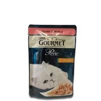 Gourmet Perle Izgara Somonlu Kedi Konservesi 85Gr - 6 Adet