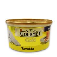 Gourmet Gold Kıyılmış Tavuklu Kedi Konservesi 85Gr - 6 Adet