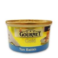 """""""Gourmet Gold Kıyılmış Ton Balıklı Kedi Konservesi 85Gr - 6 Adet"""""""