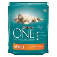 Purina One Steril Kısırlaştırılmış Kediler için Tavuklu Kedi Maması 800 Gr