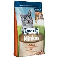 Happy Cat Minkas Geflügel Tavuklu Kedi Maması 4 Kg