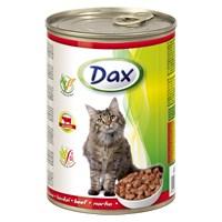 Dax Biftekli Kedi Konservesi 415 Gr