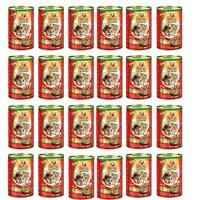 Propesko Tavşan Kümes Hayvanlı Ve Havuçlu Kedi Konservesi 415 Gr 24 Adet