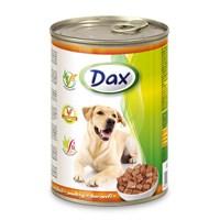 Dax Kümes Hayvanlı Köpek Konservesi 415 Gr
