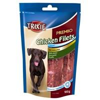 Trixie Premio Tavuk Göğüs Eti,Glutensiz, Li Köpek Ödülü 100gr