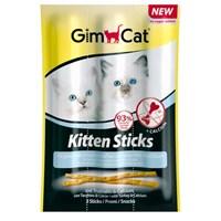 Gimcat Sticks Kitten Hindili Ödül Çubukları 3X3 Gr kk