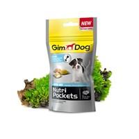 Gimdog Nutripockets Junior Mix Köpek Ödül Gevreği 45 Gr