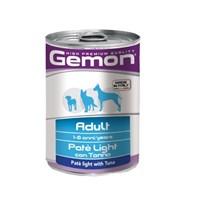 Gemon Ton Balıklı Light Ezme Köpek Konserve 400 gr