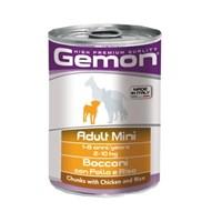 Gemon Tavuklu Küçük Irk Yetişkin Köpek Konserve Mama 415 gr