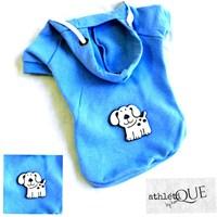 Athletique By Kemique - Blue Dog Sweatshirt