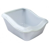 Trixie Kedi Tuvaleti, Yüksek Kenarlı 45X29X54Cm