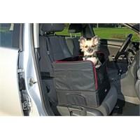 Trixie Köpek Araba Koltuğu 45X38X37Cm Siyah
