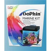 Dophin Deniz Akvaryum Kit-Siyah 32X30x36