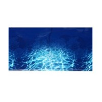 50Cm 15Mt Mavi Deniz-Mercan Pls.Manz.