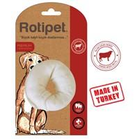 Rotipet 7,6 Cm Simit Kemik Beyaz