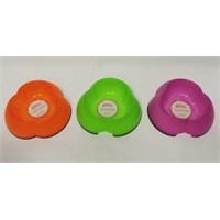 Flower Dog Bowl - Çiçek Şeklinde Mama Kabı 700Ml